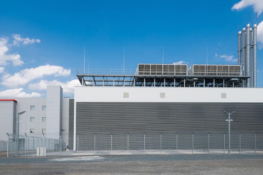 telehouse technikgebäude